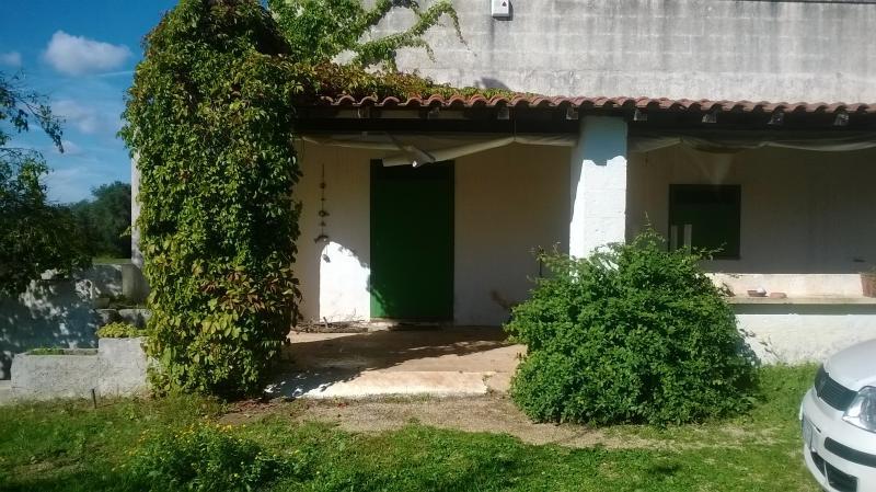 Antica casa di campagna nel Salento, vicino Lecce, Ferienwohnung in Arnesano