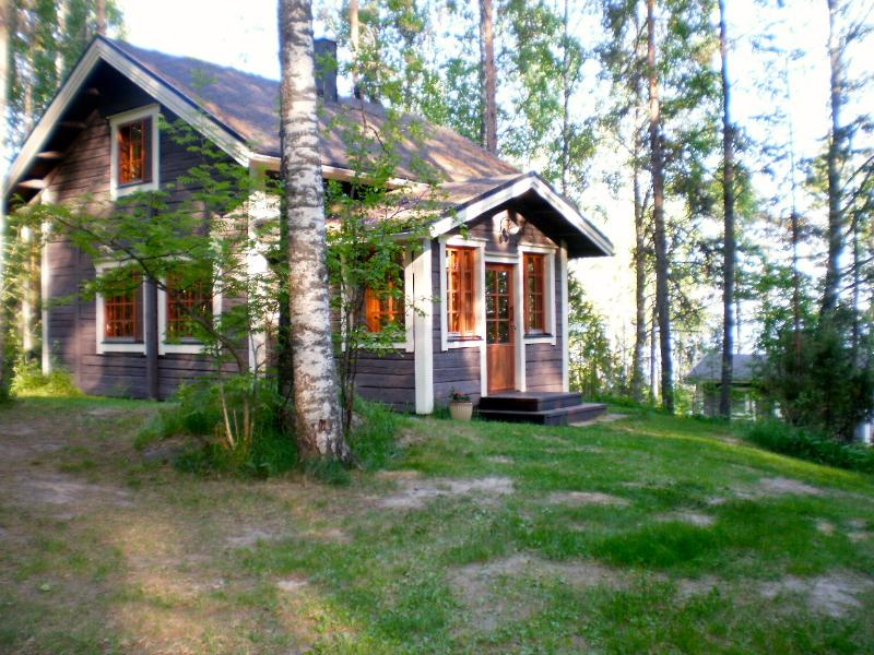 Hiekkaranta, holiday rental in North Karelia
