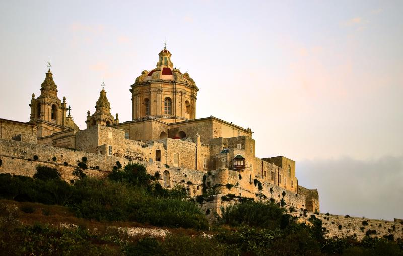 Mdina - the Medieval city where this property is located.