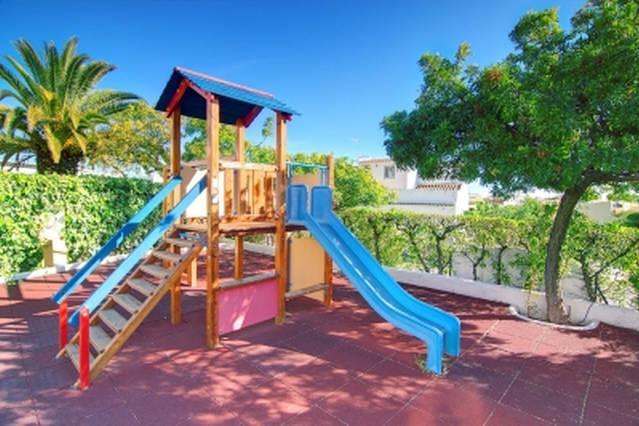 Park für Kinder