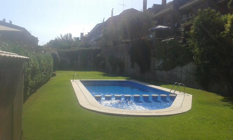 Bonita casa con vistas al mar!, location de vacances à Sant Pere de Vilamajor
