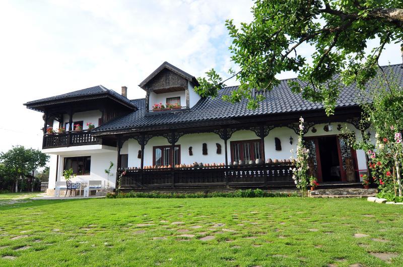 Bed&Breakfast Popamuseum Tarpesti, holiday rental in Neamt County