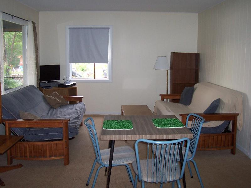 Another shot of the living room.