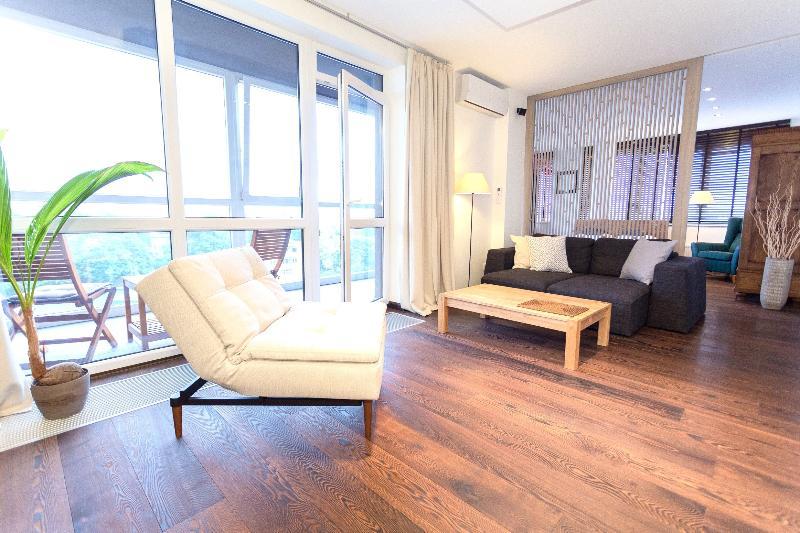 Boutique one bedroom apartment  in Vilnius center, location de vacances à Trakai