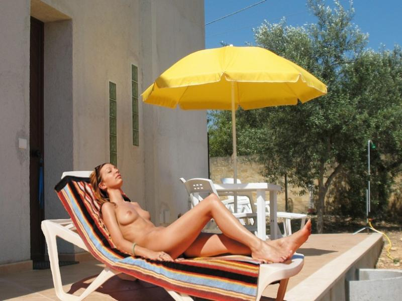 Was and nudist travelers home stay for