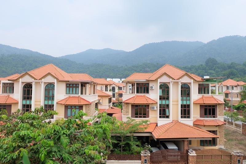3er piso privado balcón