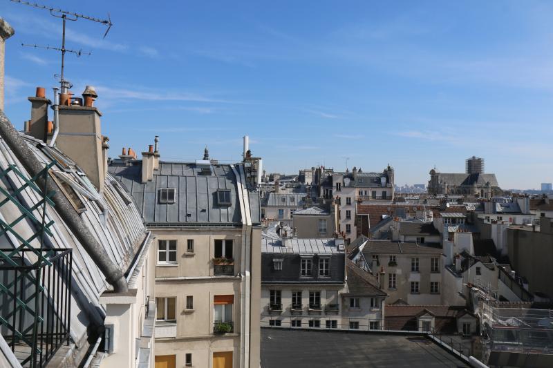 Les Toits de NOTRE-DAME studio !, location de vacances à Paris