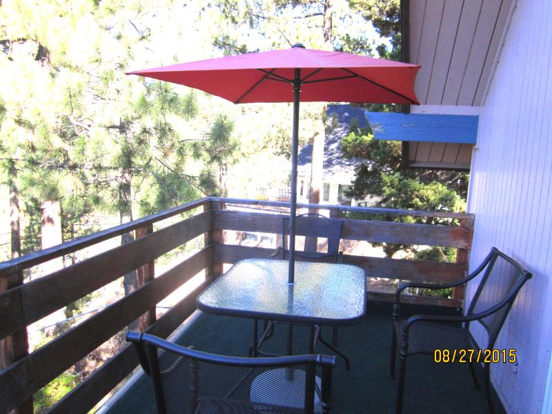 new deck charis and carpet
