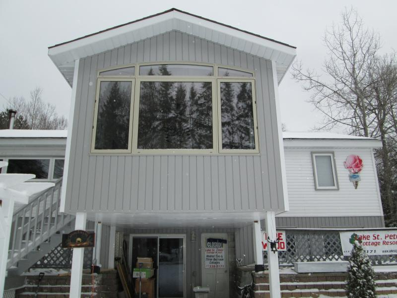 Winter Wonderland - Lake St Peter, holiday rental in Lake St. Peter