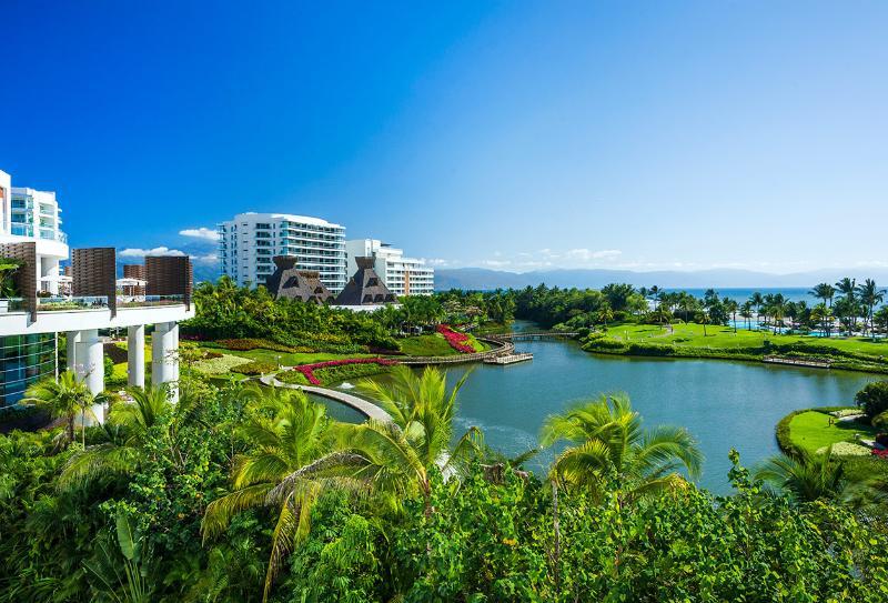 Resort property