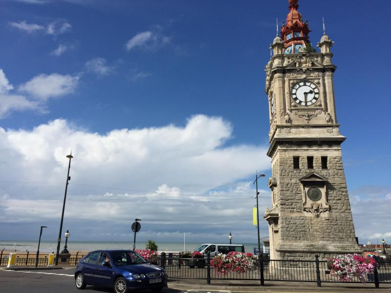 The Clock Tower in Margate