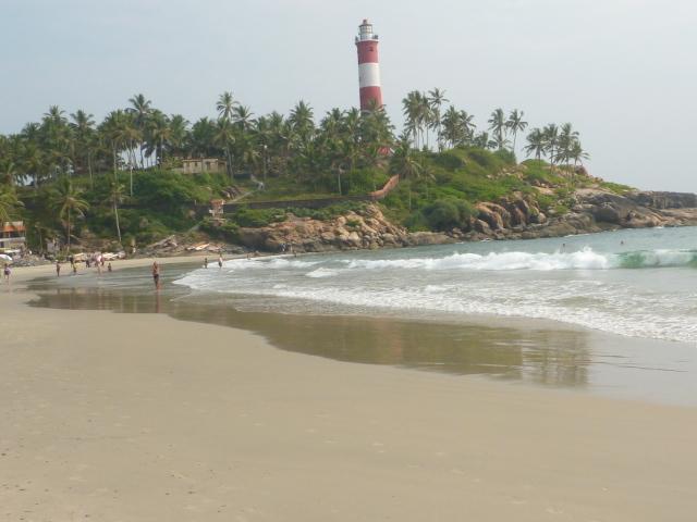 Lighthouse beach, 10 minute walk away,resaurants,gift shops,sun beds, umberellas