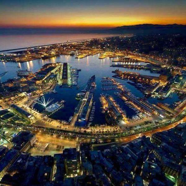 DORMIRE BENE E RELAX ANCOR MEGLIO TRA LE FARFALLE (010025-BEB-0111), vacation rental in Genoa