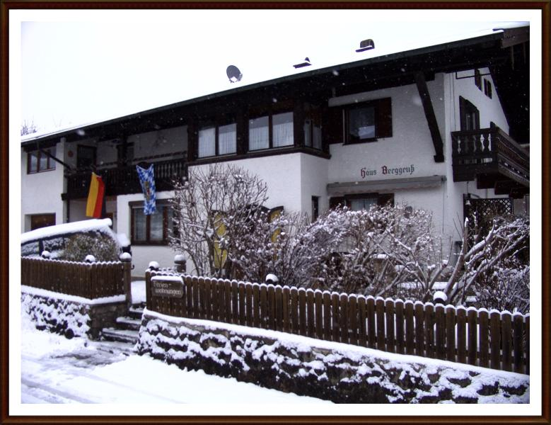 Haus Berggruß EG, vacation rental in Ruhpolding
