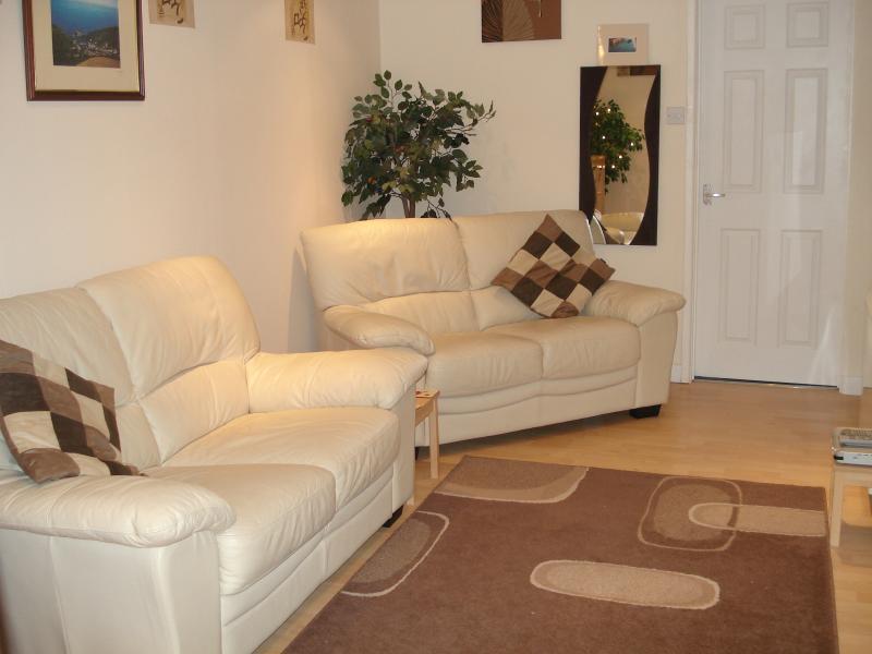 Cozy lounge