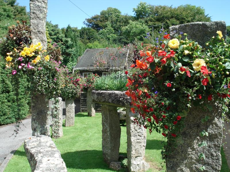 Enjoy our beautiful garden