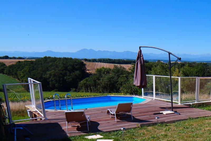 Gites PassionPastel, holiday rental in Lapenne