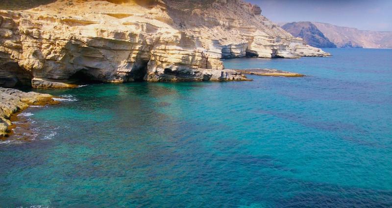 Biosphere Reserve by UNESCO. Cabo de Gata Natural Park!