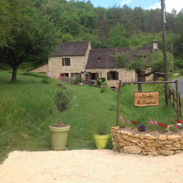 Moulin de Pagenal, vacation rental in Castels