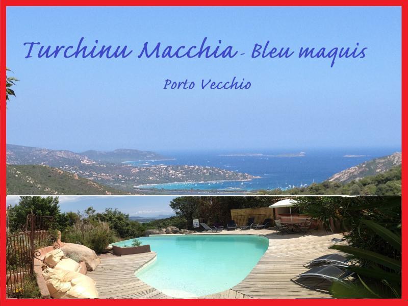Villa & piscine privée vue mer