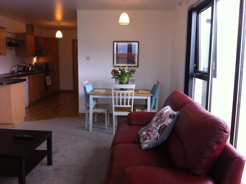 Sitting/Dining Room/Kitchen