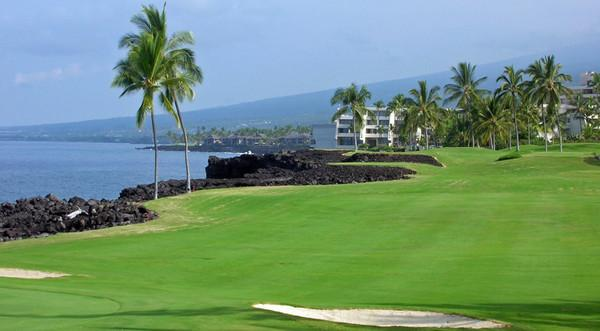 4-1/2 Star Kona Country Club, only 1/2 Mile away.