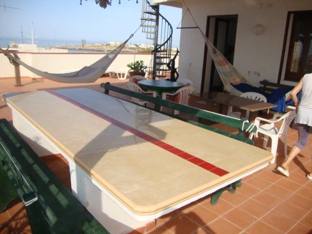tavolo grande terrazzo