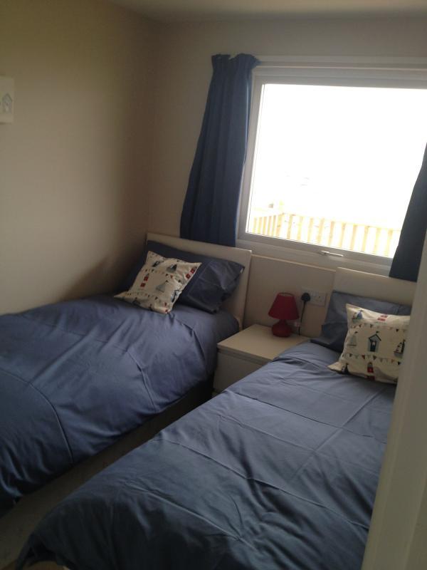 Vorderen Schlafzimmer