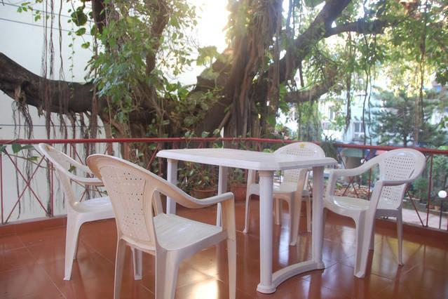 The Banyan Tree Sit Out.
