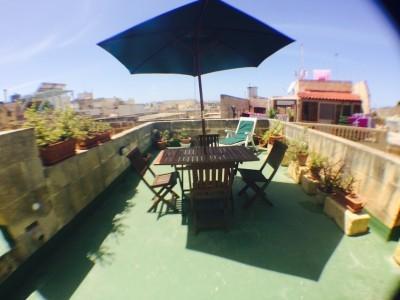 toit terrasse panoramique
