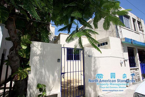 Casa Jane si trova nel quartiere di Quintas del Carmen.