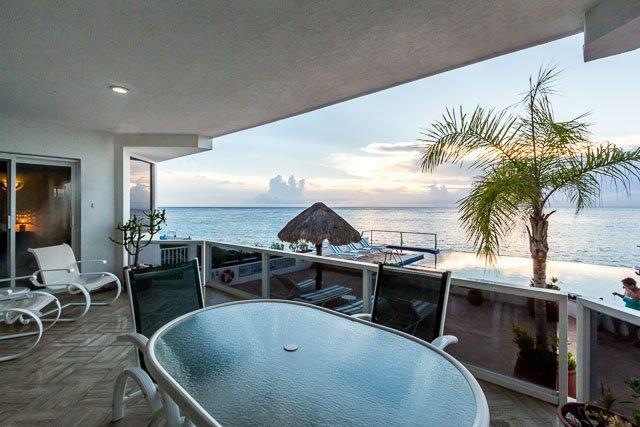 La Sonora (1S) — The Edge of the Ocean. The Tip of Perfection., vacation rental in Cozumel
