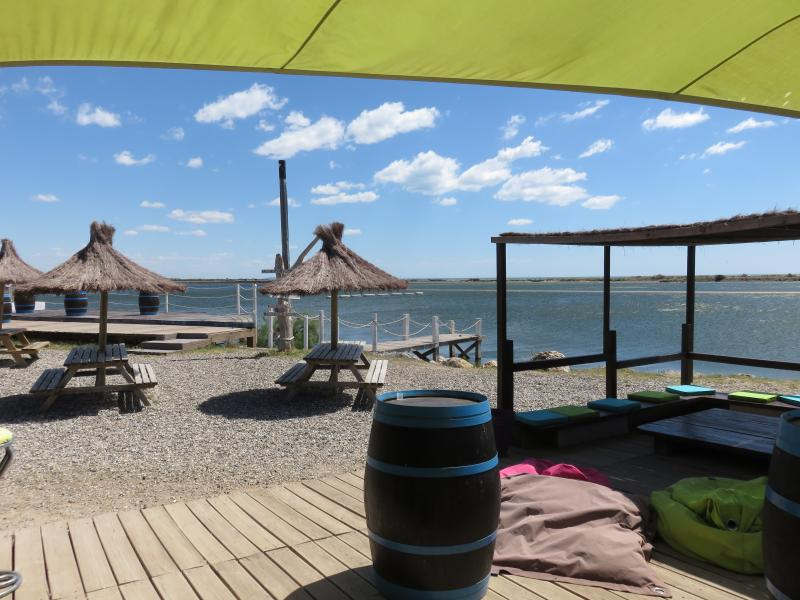 Relax at the beach bar at the watersports centre. Tennis courts adjacent.