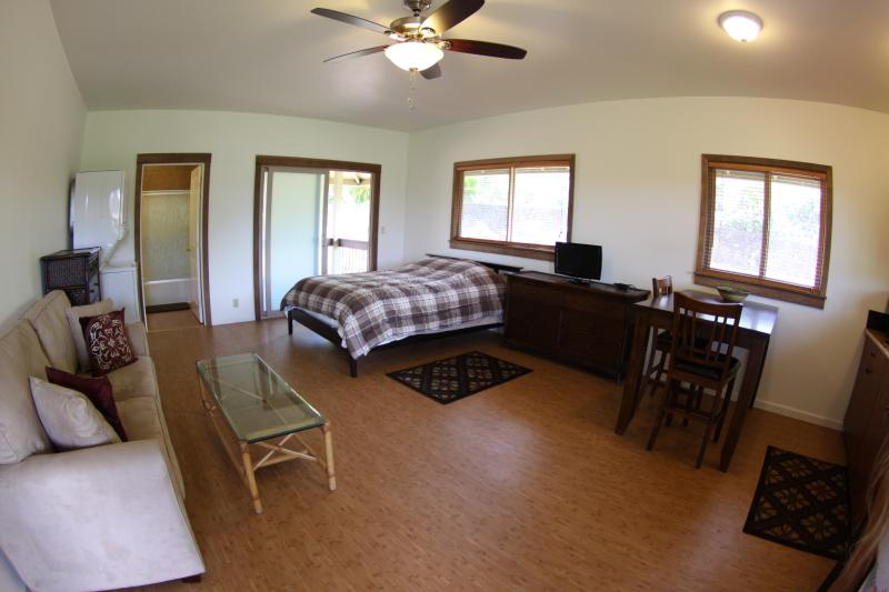 Sunset Beach Surf Studio, holiday rental in Haleiwa