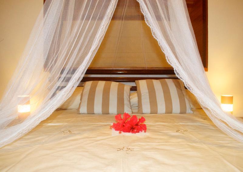 LA MAGIA BUNGALOWS DE LUXE 'El Mar', vacation rental in Cocles