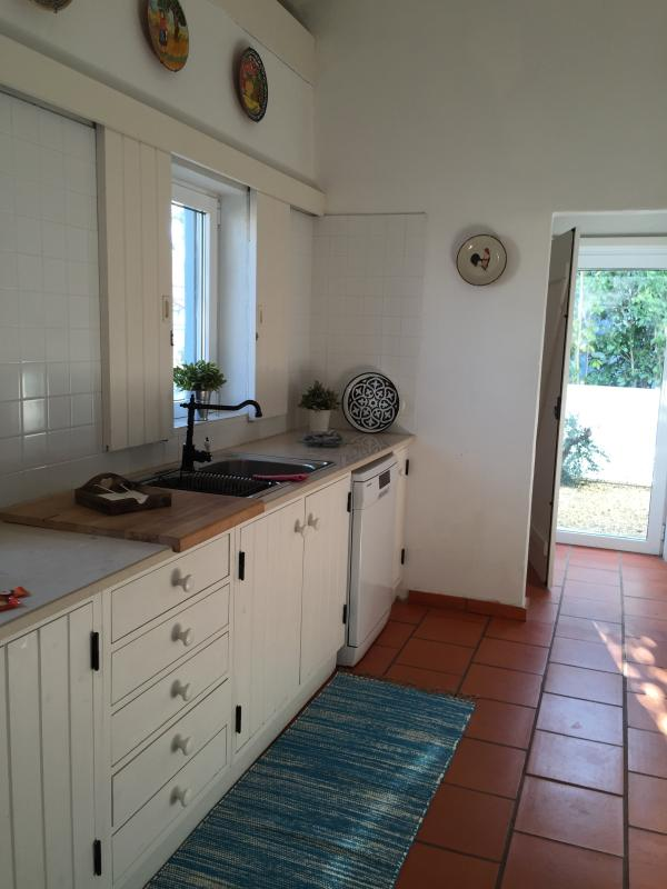 Kitchen (fully equiped)