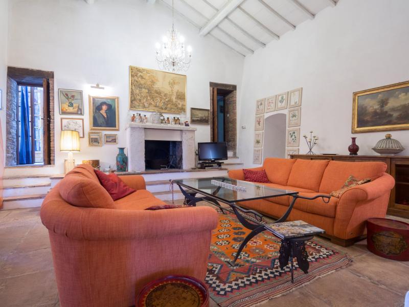 Casale del Rosmarino S. Vito di Narni, Ferienwohnung in Narni
