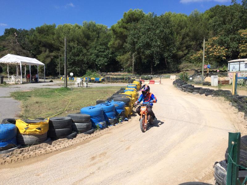 Quad biking/ moto cross (5 mins away)