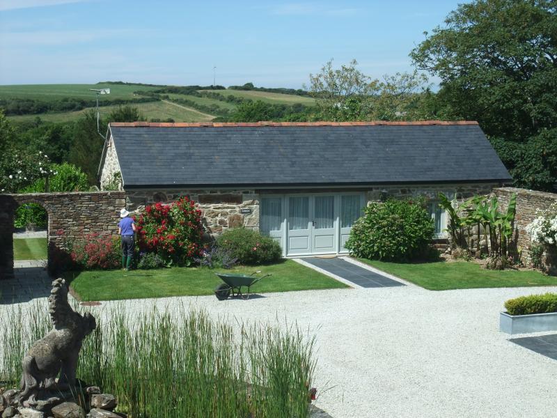 Lemon Cottage exterior