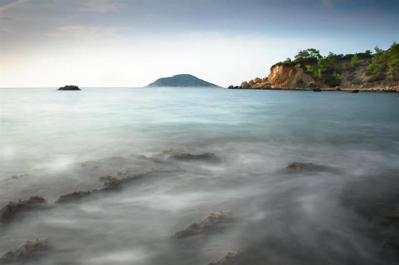 Kalamar spiaggia 1 min a piedi