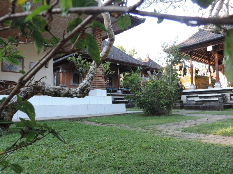 Delod Room in Traditional Balinese House, holiday rental in Bangli