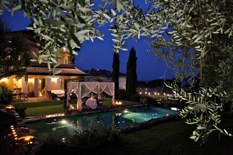 LA CRIOLDA Charme & Luxury  JUNIOR SUITE, holiday rental in Muscoline
