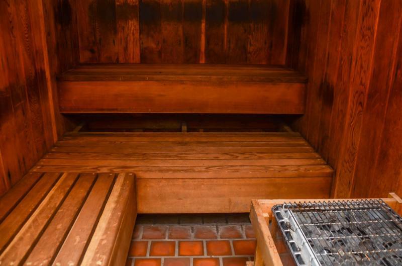 San Sierra #16 - Shared sauna