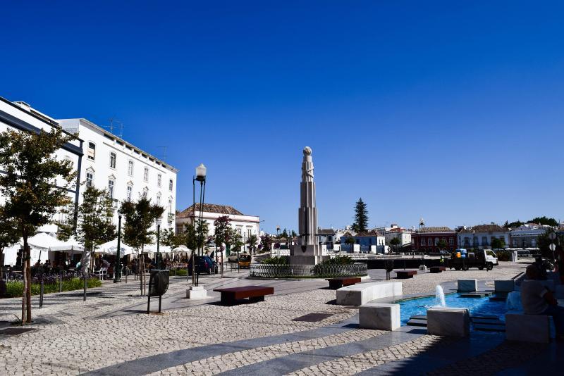 Historical center of Tavira