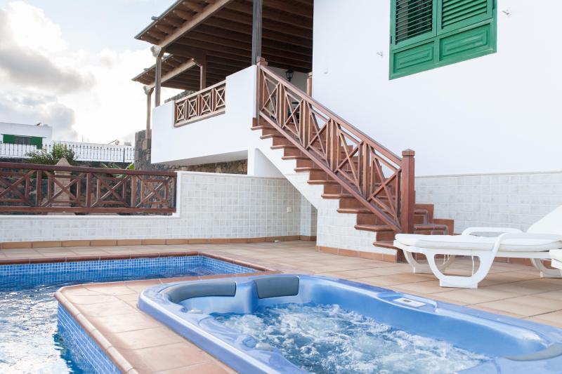 piscine - jacuzzi