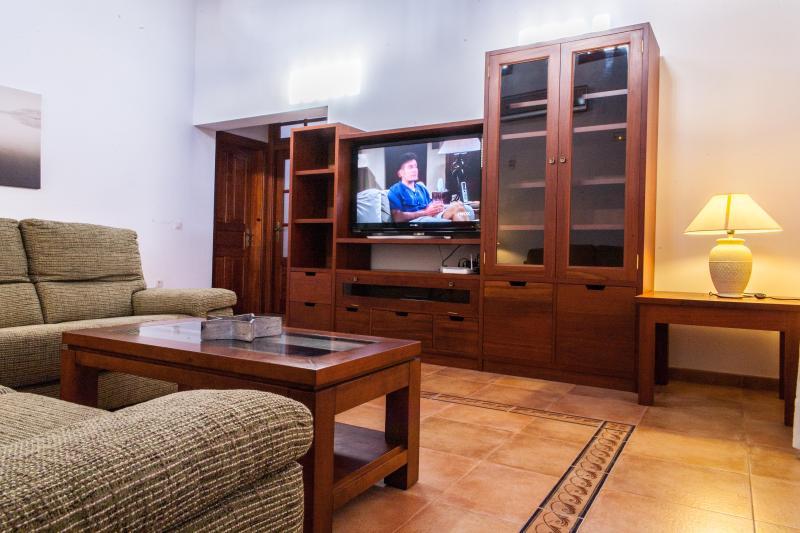salle de télévision
