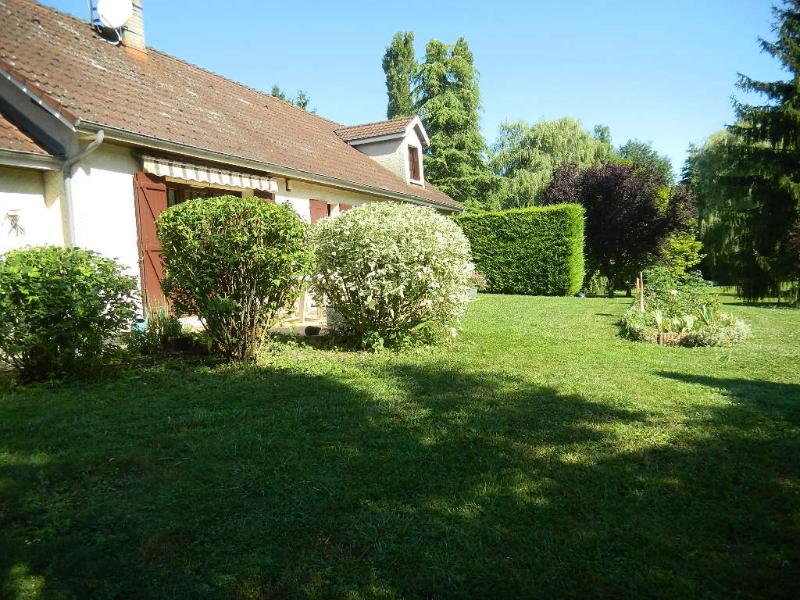 Le Grand Pré, holiday rental in Rizaucourt-Buchey