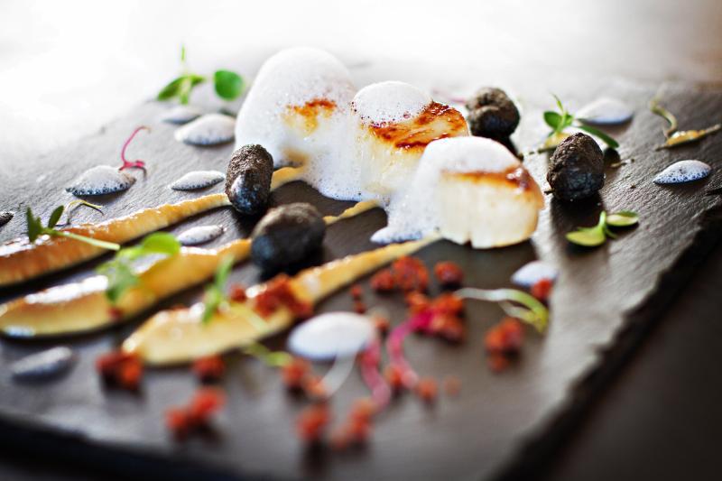 Cucina divina dal vostro chef professionista