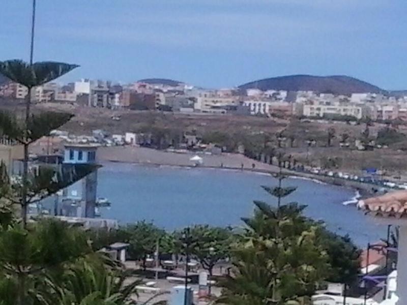 vistas del balcon