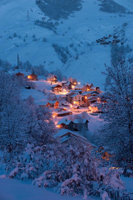 Savoie hamlets